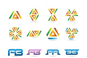 Graphic Vector suitable for Logo #6