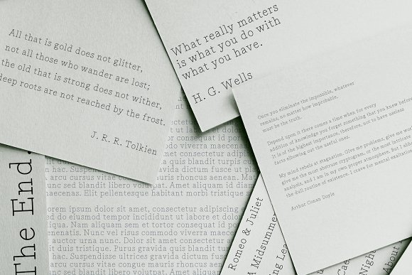 TWENTY-FOUR HOURS 'TIL DAWN in Serif Fonts - product preview 2
