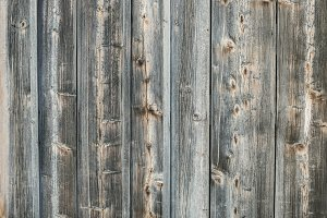 Old discolored wooden texture