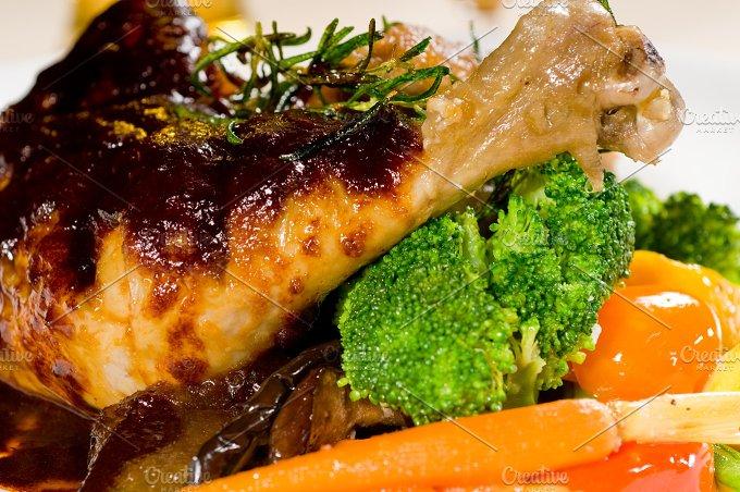 beer chicken stew01.jpg - Food & Drink