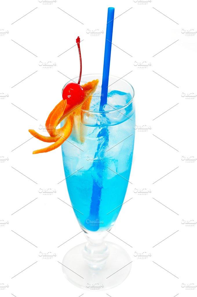 blue long drink cocktail 02.jpg - Food & Drink