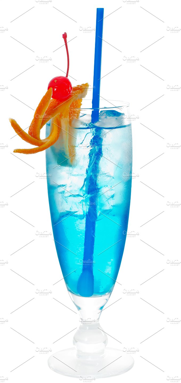 blue long drink cocktail 01.jpg - Food & Drink