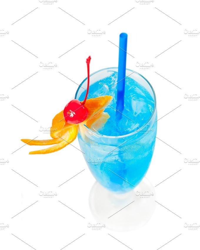 blue long drink cocktail 06.jpg - Food & Drink