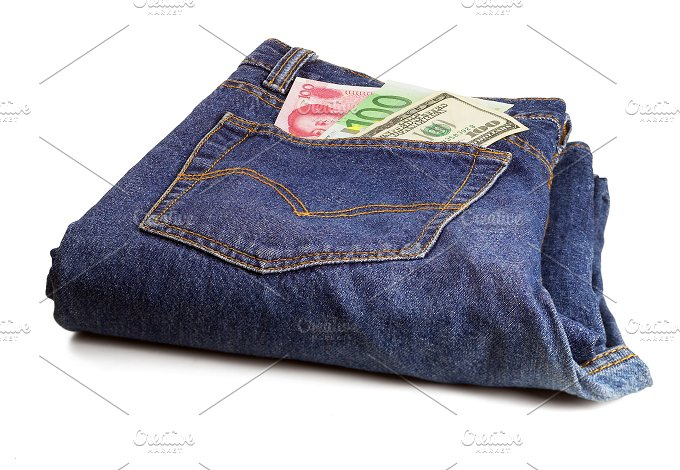 blue jeans and money.jpg - Business