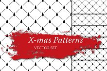 7 Christmas Simple Patterns
