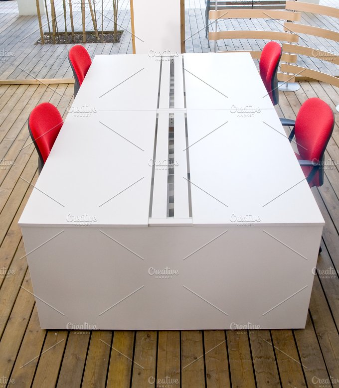 modern office desk and chairs set.jpg - Architecture