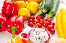 mix fruits platter and vegetables01.jpg