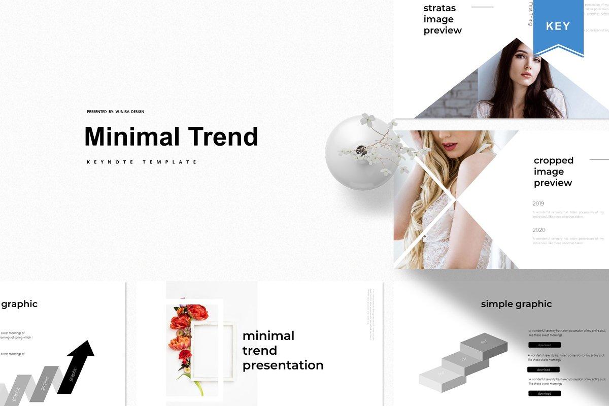 Minimal | Keynote Template