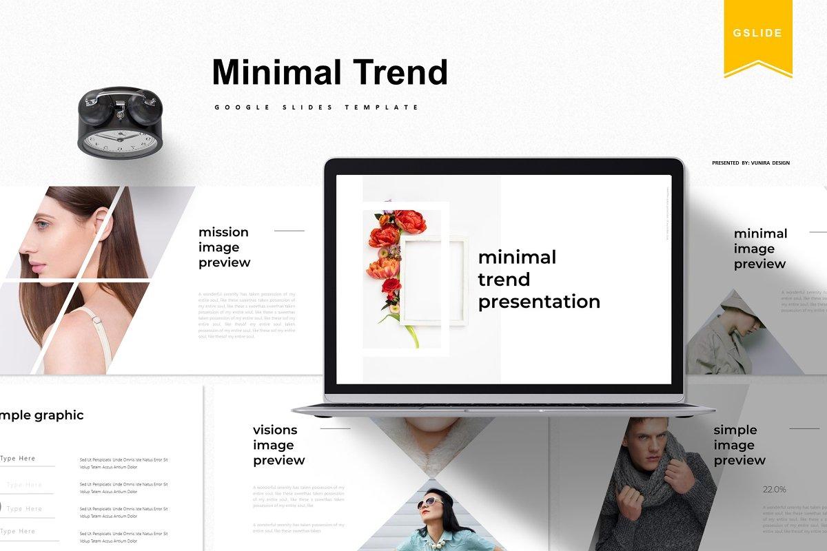 Minimal | Google Slides Template