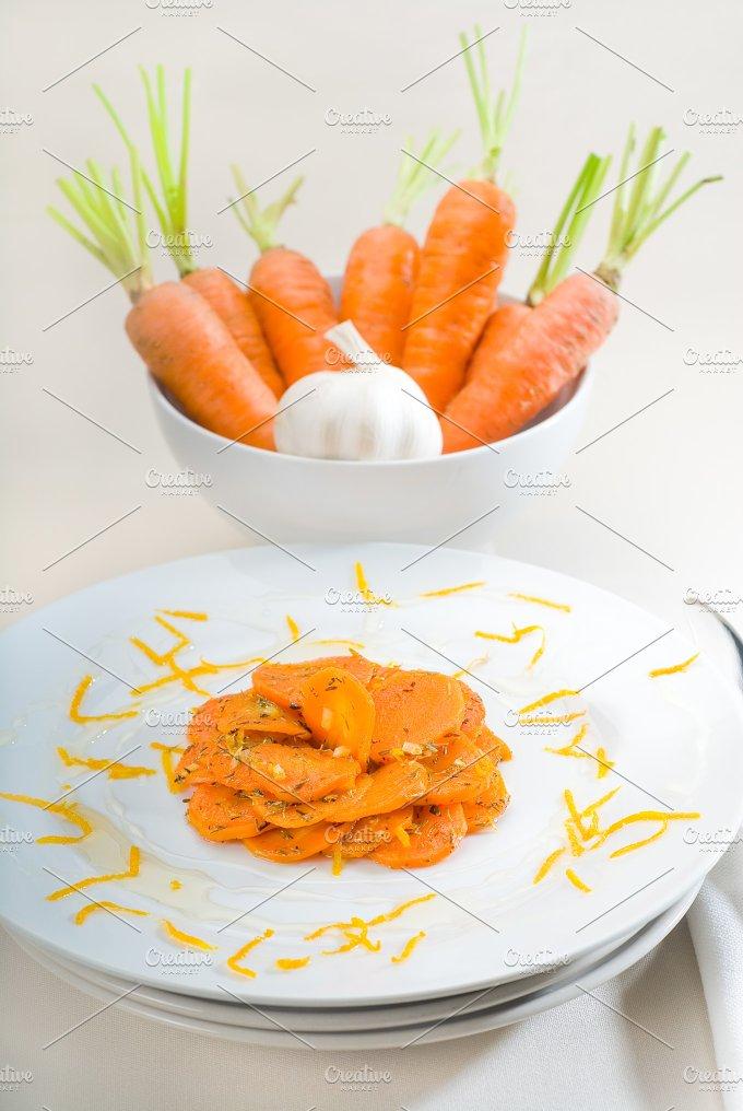 Honey glazed carrot 1.jpg - Food & Drink