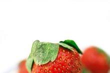 fresh strawberrys over white 10.jpg