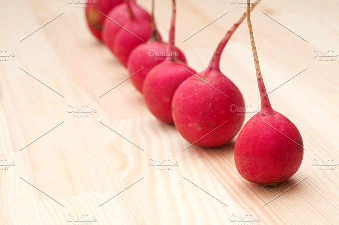 fresh radishes 07.jpg - Food & Drink