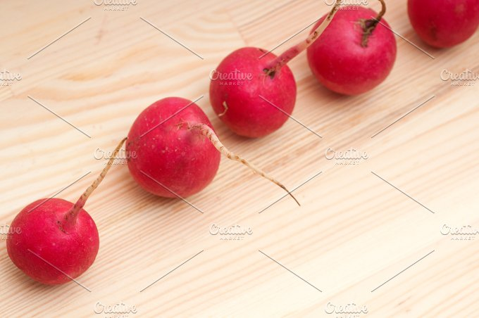 fresh radishes 09.jpg - Food & Drink