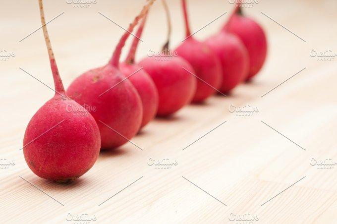 fresh radishes 11.jpg - Food & Drink