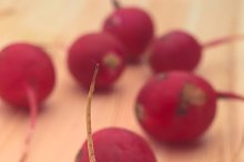 fresh radishes over wood table H10  5.jpg