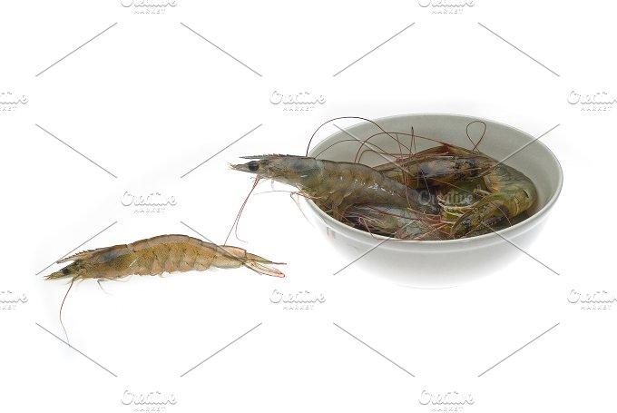 fresh raw shrimps 5.jpg - Food & Drink