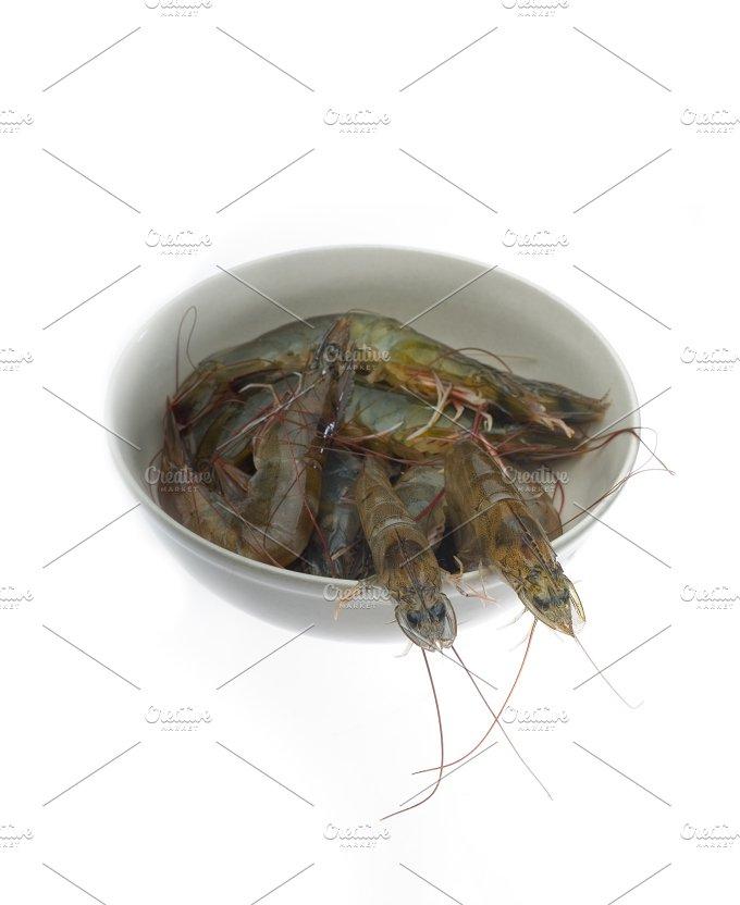fresh raw shrimps 3.jpg - Food & Drink