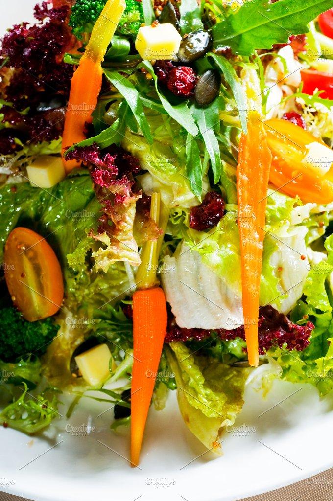 fresh mixed salad 18.jpg - Food & Drink