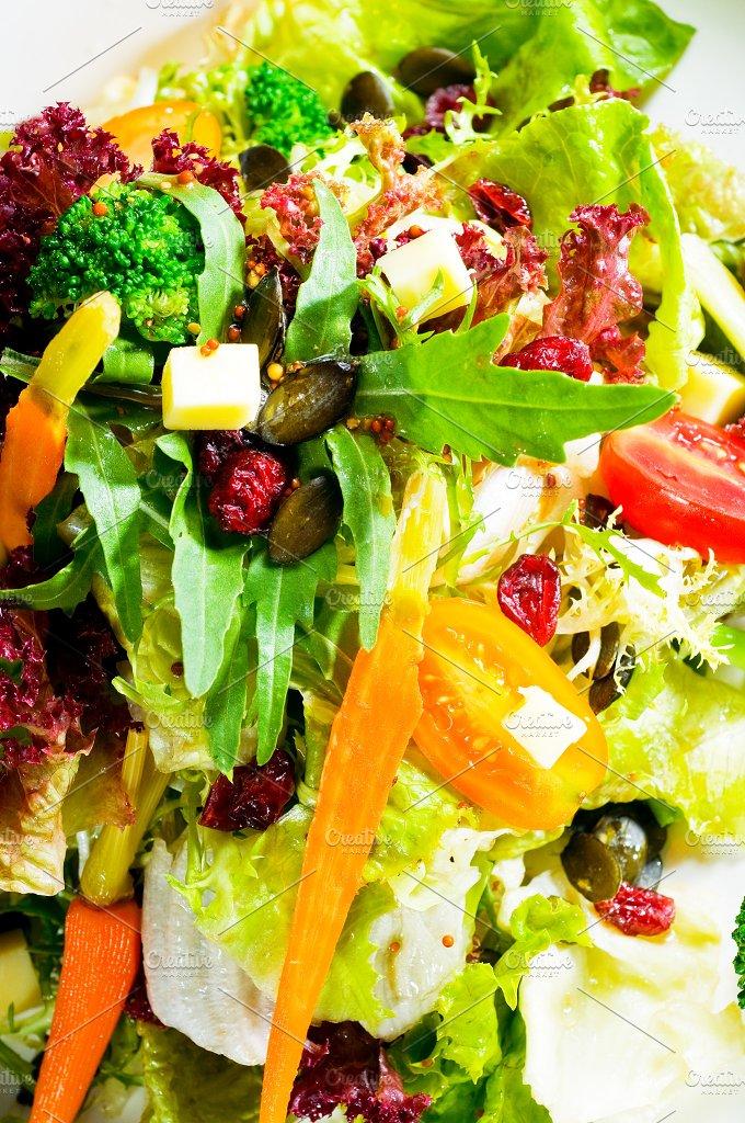 fresh mixed salad 17.jpg - Food & Drink