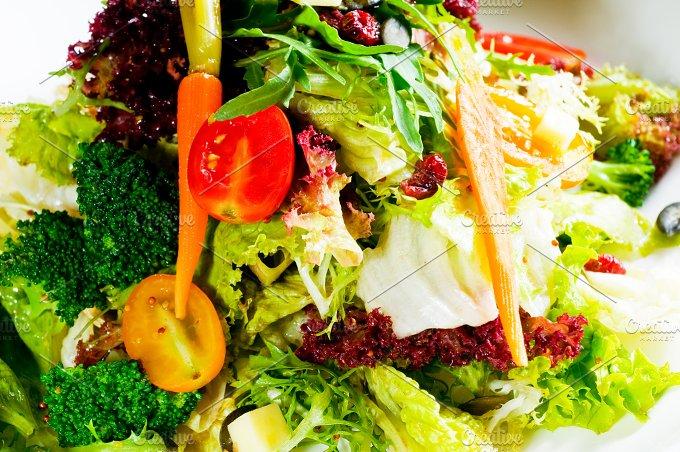 fresh mixed salad 20.jpg - Food & Drink