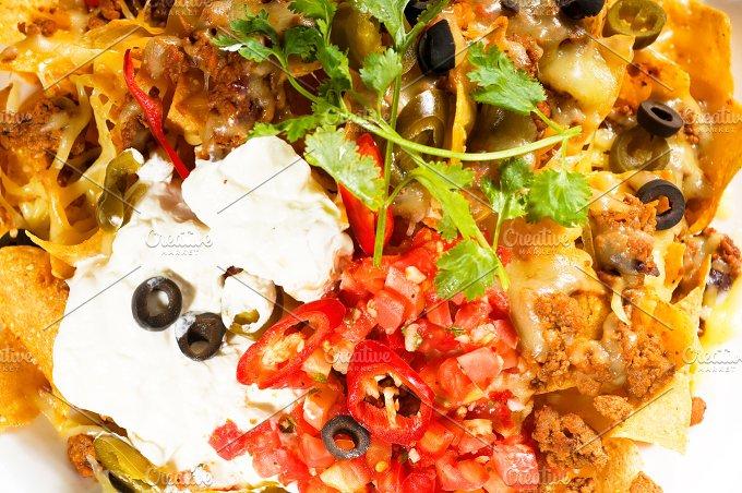 fresh nachos salad04.jpg - Food & Drink