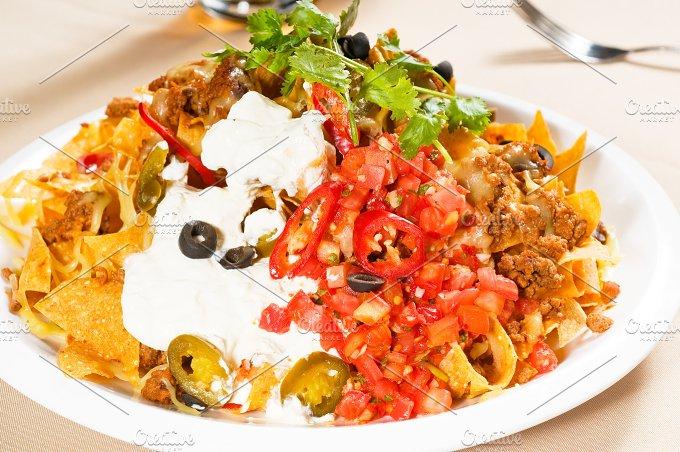 fresh nachos salad05.jpg - Food & Drink