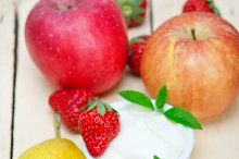fresh fruits and organic yogurt 001.jpg