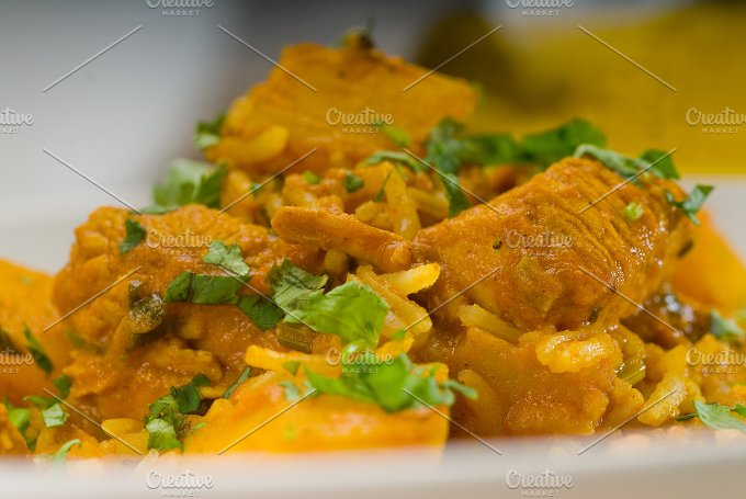 curry beef rice and potatoes 15.jpg - Food & Drink