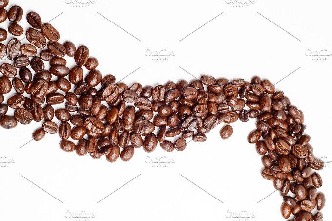 coffee beans road 2.jpg - Food & Drink