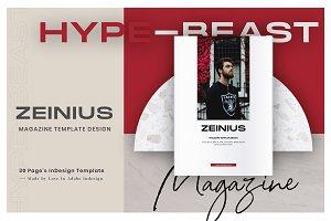 ZEINIUS - Magazine Urban