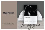 Overdocx Minimal Magazine