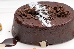 chocolate and walnuts  dessert cake 06.jpg