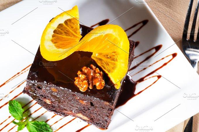chocolate and walnuts cake 2.jpg - Food & Drink
