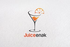 Premium Drink Juice Logo Templates