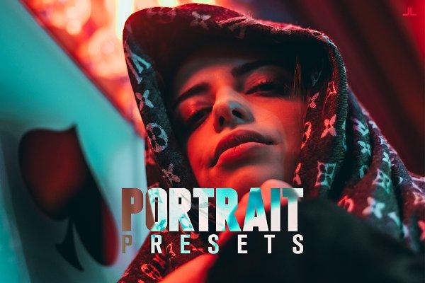 Portrait Presets (Mobile & Desktop)