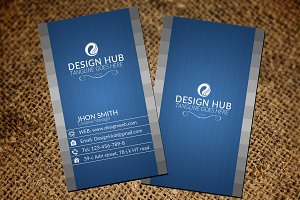 Fabulous Business Card Template