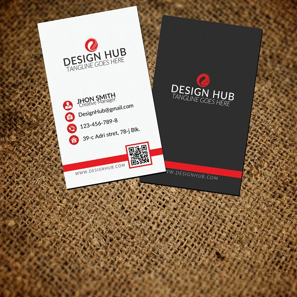 Vertical business card template business card templates creative vertical business card template business cards cheaphphosting Choice Image