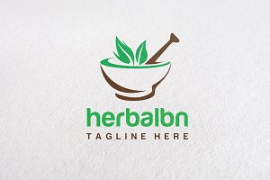 Premium Herbal Logo Templates