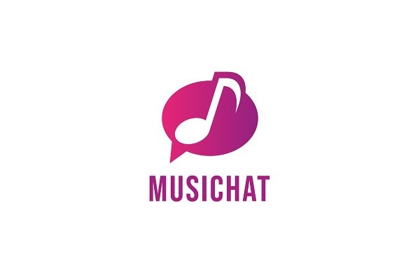 Music Chat Logo
