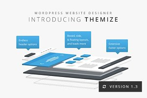 Themize - WP Website Designer