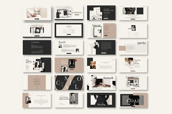 Lead Marketing Bundle   Canva & PS in Instagram Templates - product preview 11