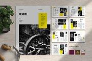 Newone | Magazine Template