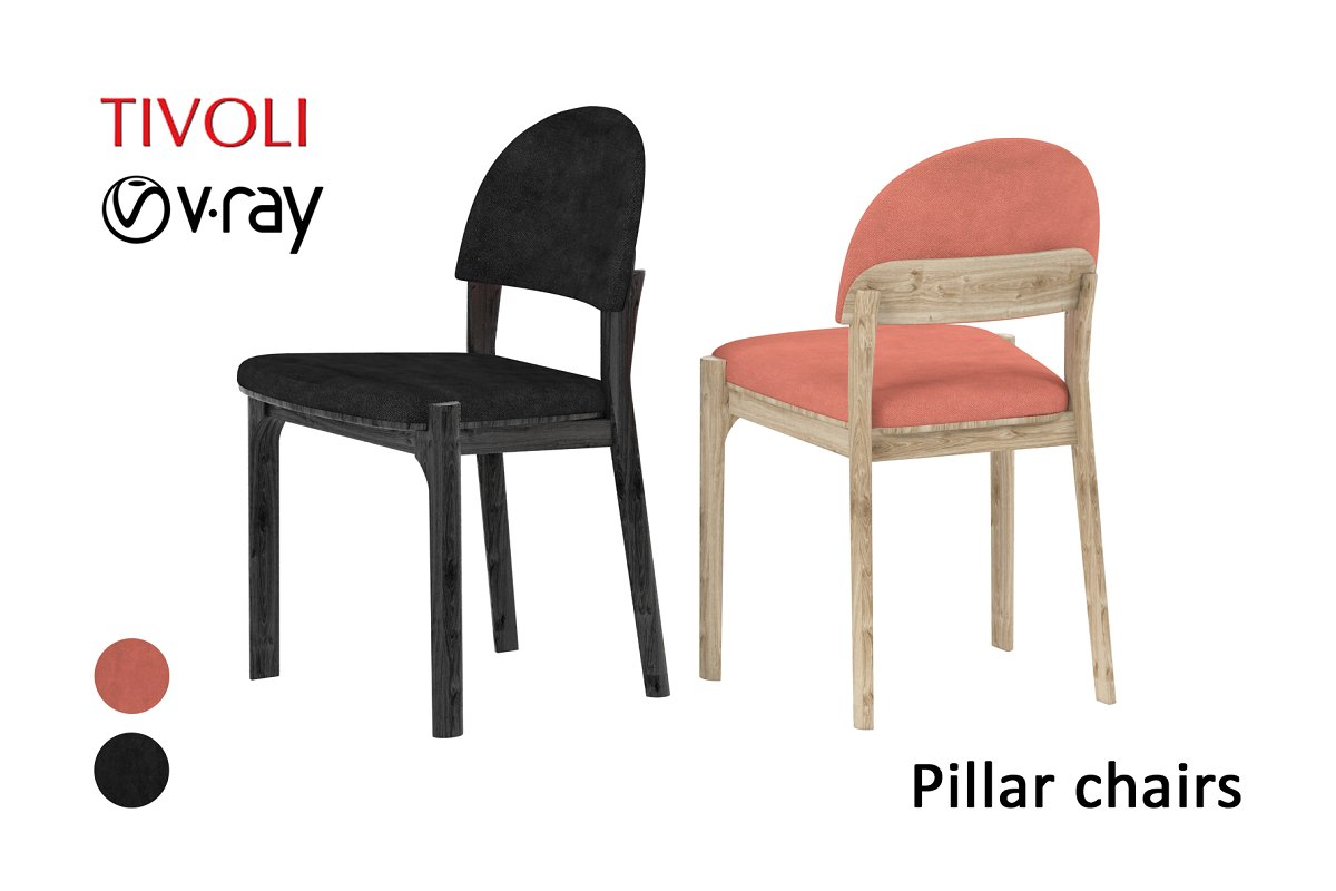 Pillar chairs
