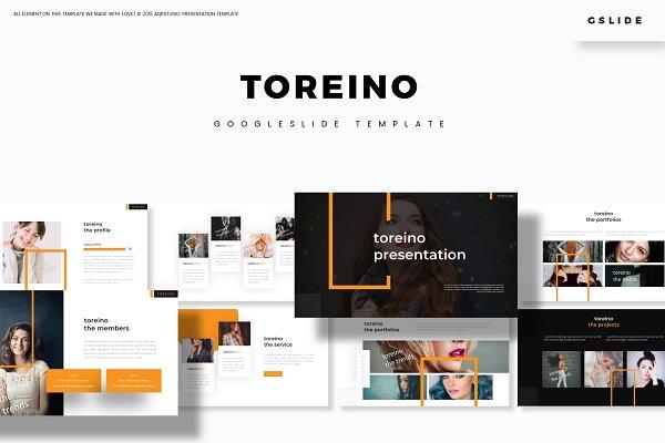 Toreino - Google Slides Template