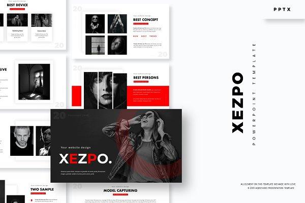 Xezpo - Powerpoint Template