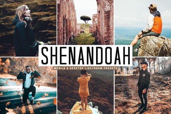 Shenandoah Pro Lightroom Presets