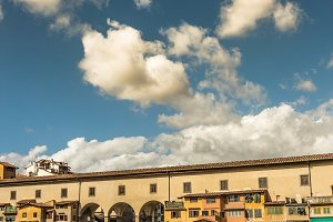 Ponte Vecchio afternoon