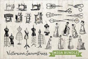 Mega Bundle! Victorian Seamstress