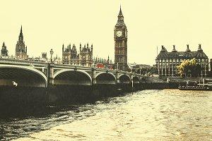 iseeyouphoto vintage london bigben