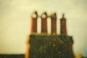 iseeyouphoto vintage chimney